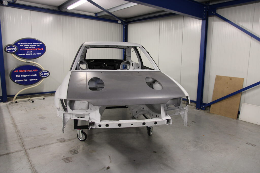 LHD Ford Motorsport Body